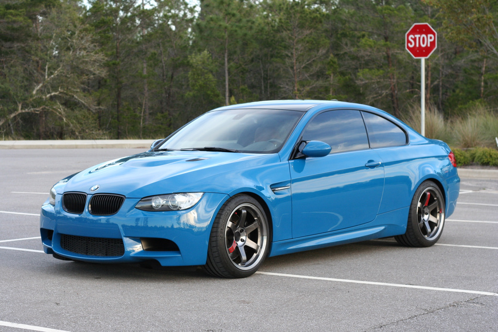 Sell Used 2012 Bmw M3 E92 6mt Individual Laguna Seca Blue