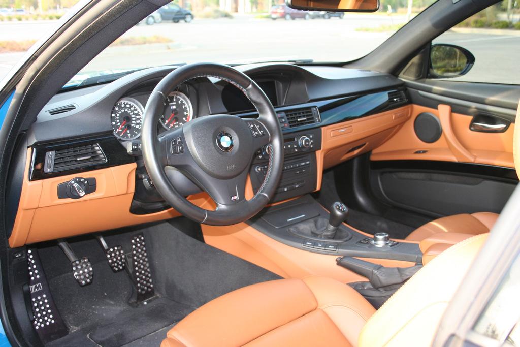 Sell Used 2012 Bmw M3 E92 6mt Individual Laguna Seca Blue